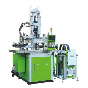 LSR silicone vertical injection machine