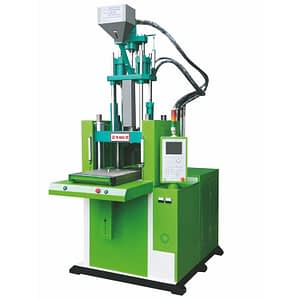 vertical plastic injection moulding machine with sliding table